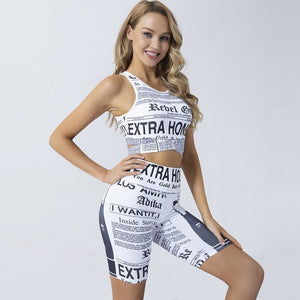 NEWSPA PRINTED  SUITS - Rydess.com