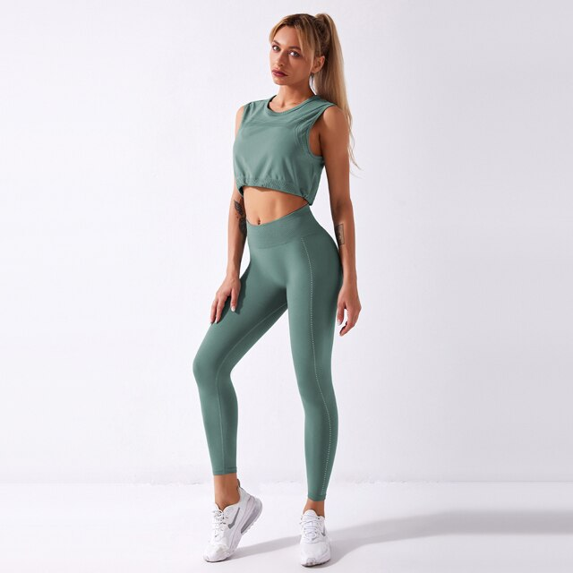 BREEZE LIGHTWEIGHT SEAMLESS SETS