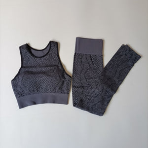 Snake Pattern & Leo Seamless Sets