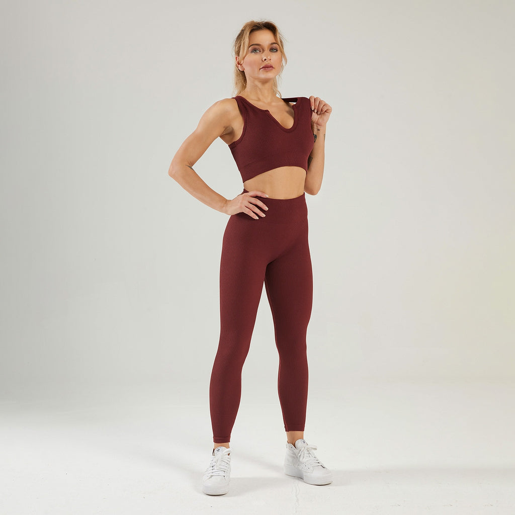XFLEX  RIBBED SEAMLESS