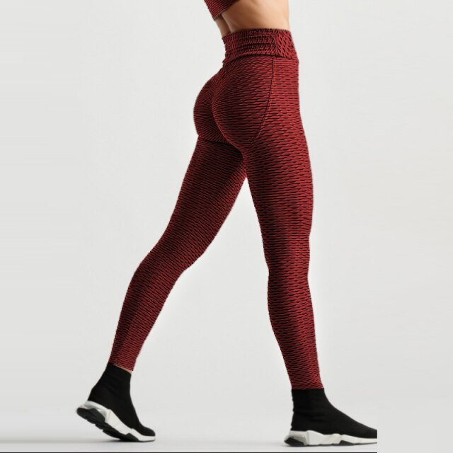 PEACH CELLULITE CRUNCH LEGGING