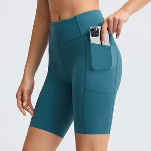 CRISTELLE SIDE POCKET SHORT