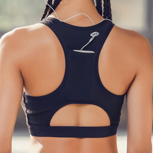 Women's Sports Bra With Phone Pockets - Rydess.com