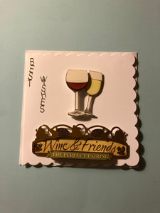 Men's wine birthday card