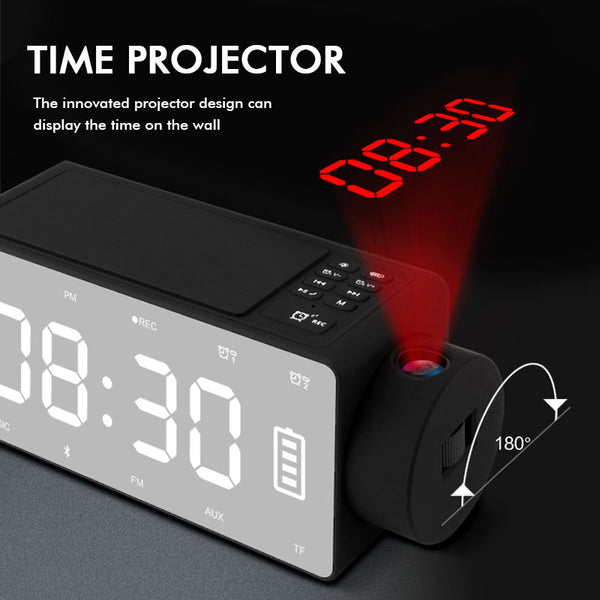 time projector roboqi