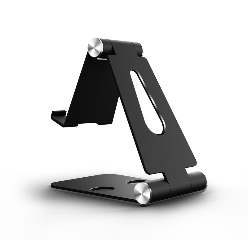 ROBOQi Aluminum Multi-Angle Foldable Phone & Tablet Stand