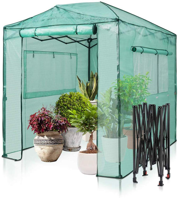 6x8 Greenhouse Frame