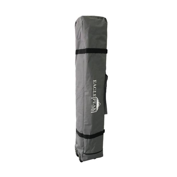 Wheeled bag - EAGLE PEAK 13' x 13' Straight Leg Pop Up Canopy