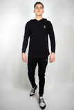The Prestige Jogger - Black