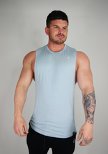 Load image into Gallery viewer, The 'Smooth' Sleeveless - Powder Blue