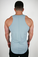 The Victory Vest - Powder Blue