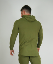 Load image into Gallery viewer, The Prestige Hoodie - Olive