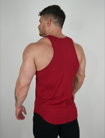The Victory Vest - Red Hot