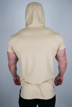 Load image into Gallery viewer, The Hooded T - Sand