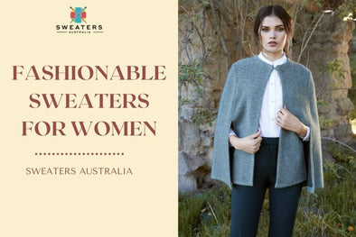 Top 10 Fashionable Sweaters For Women