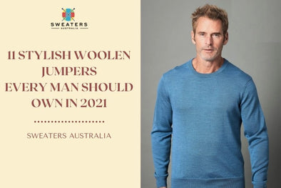 11 Stylish Woolen Jumpers Every Man Should Own In 2021