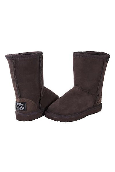 Chocolate Kids Classic Uggs