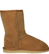 Ladies Chestnut Classic Short Ugg Ugg Boots