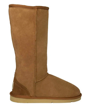 Ladies Chestnut Classic Tall Ugg Boots