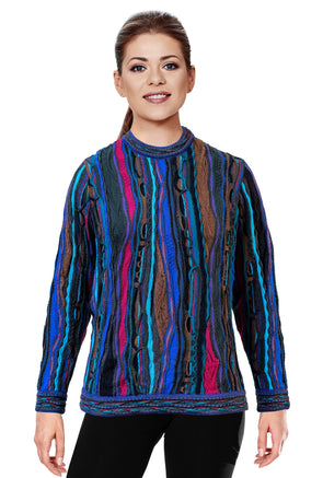 Ocean - Earth Sweater Geccu 3D Multi Colour