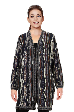 Force - Earth Ladies Swing Coat