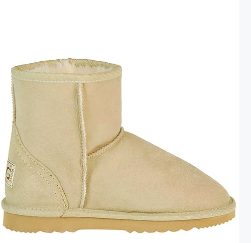 Mens Sand Classic Ultra Short Ugg Ugg Boots