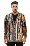 Force - Uluru V Cardigan Geccu 3D Multi Colour