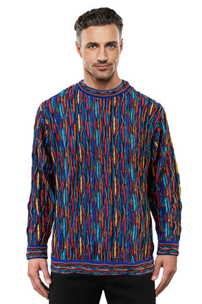 Wave - Bright Sweater Geccu 3D Multi Colour