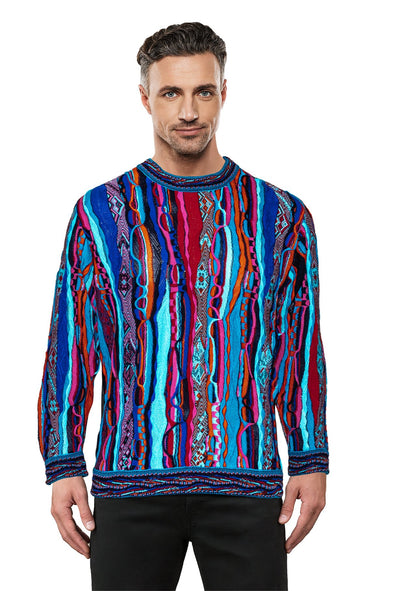 Wombat - Bright Sweater Geccu 3D Multi Colour