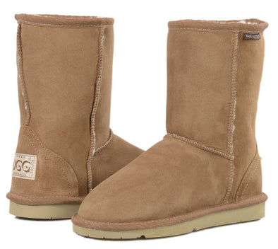 Ladies Chestnut Classic Short Ugg