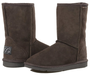 Ladies Chocolate Classic Short Ugg