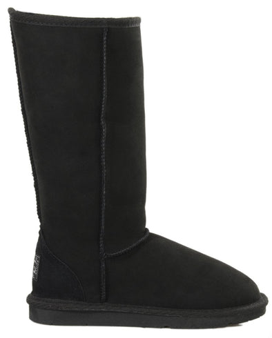 Mens Black Classic Tall Ugg Boots