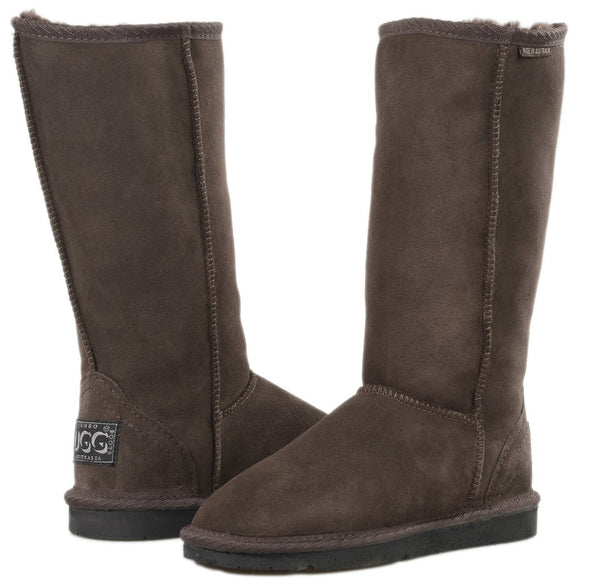 Ladies Chocolate Classic Tall Ugg Boots