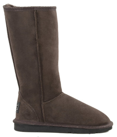 Mens Chocolate Classic Tall Ugg Boots
