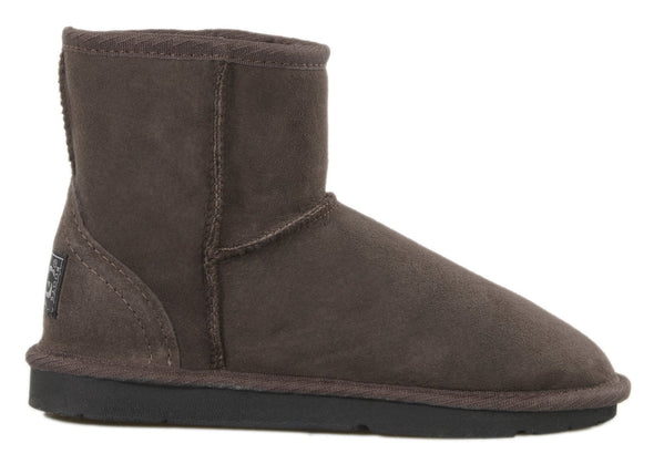 Chocolate Classic Ultra Short Ugg