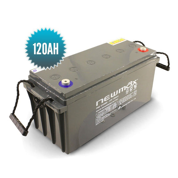 Batterie Gel NEWMAX 120AH