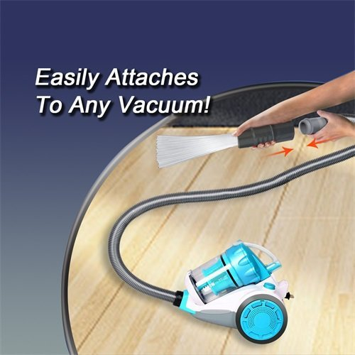 Vacuum Cleaner Straw Attachment
