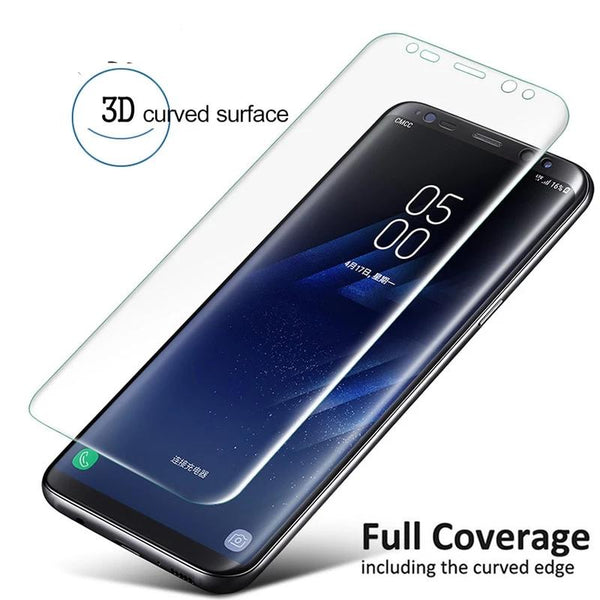 Samsung S9 Plus Note 9 S9 S10 Soft Full Cover