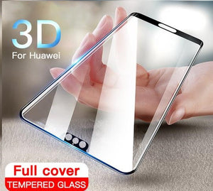 3D Full Cover Tempered Glass For Huawei P20 Pro P10 Lite Plus Screen Protector For Huawei P20 Honor 10 Protective Glass - Amzon World