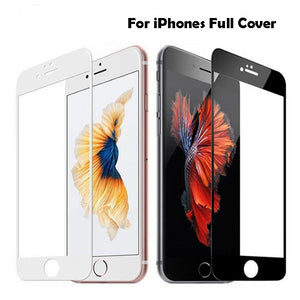 9H 2.5D Full Cover Tempered Glass For iPhone 7 7 8 Plus Explosion-Proof Screen Protector Film For iPhone 6 6s Plus 8 8plus X - Amzon World