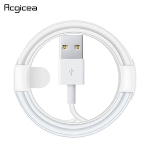 For iPhone Cable Original 2A Fast Charging Cable For iPhone XS Max XR X 8 7 6 6S 5 5S iPad Cord Mobile Phone Charger USB Cables - Amzon World