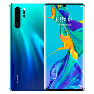 Huawei P30 Pro Smart phone Global Version 8GB 256GB 40MP Quad Camera Mobile phone 10x zoom 6.47''Screen Kirin 980 Smartph - Amzon World