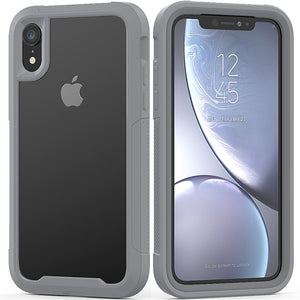 Military Shock Absorption Case For iPhone X XR XS XS Max Transparent Ultra-Thin PC+TPU Protective Case For iPhone 6 6S 7 8 Plus - Amzon World