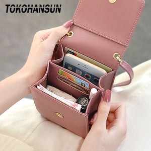 Mini Crossbody Bags for Women Phone Bag For iPhone 11 pro max 8 For Samsung Small Female Shoulder Handbags wallet For lg stylo 4 - Amzon World