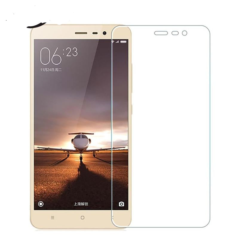 Tempered Glass For xiaomi redmi note 3 pro SE Official Global 152 special edition international Version screen protective cover - Amzon World
