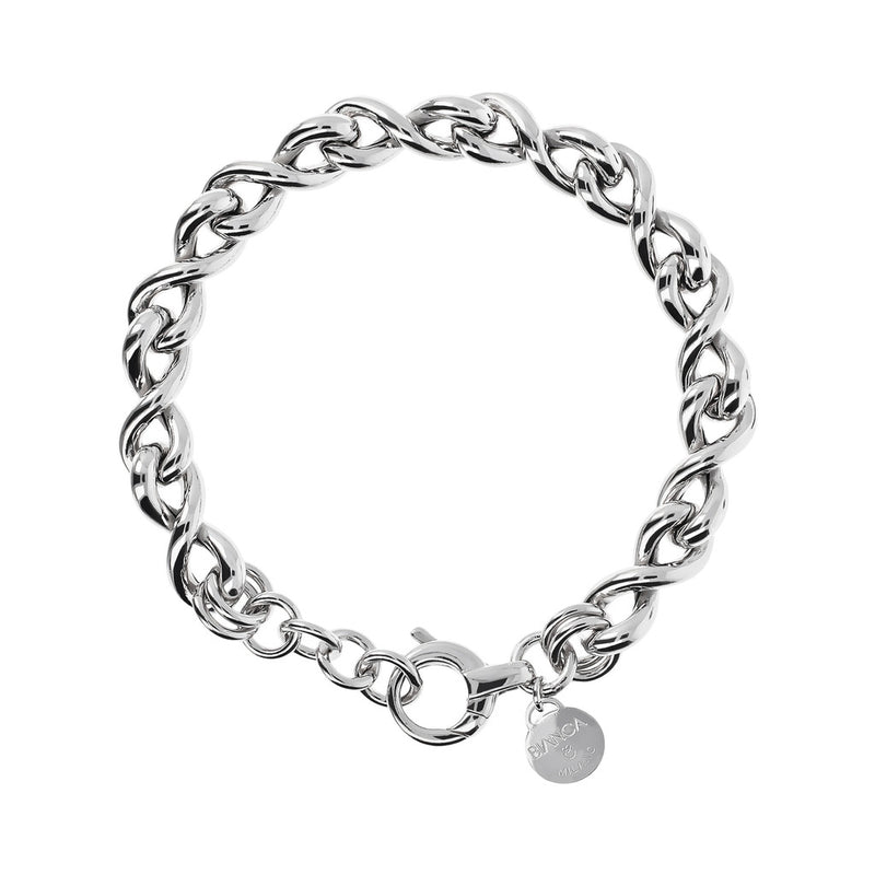 Bracelet with Maxi Chain