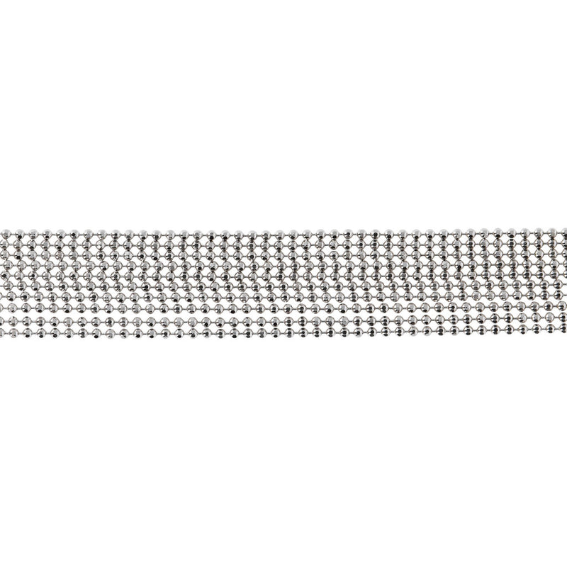 chain SUCH A PERFECT DAY MYESSENTIALS MULTISTRANDS D/C BEADED BRACELET WITH EXTENDER - WSBC00176