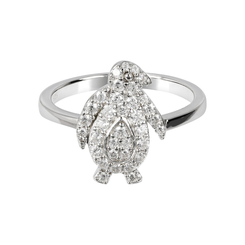 CZ Solitaire Ring CUBIC ZIRCONIA