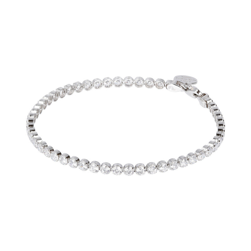 Coloured Tennis Bracelet CUBIC ZIRCONIA