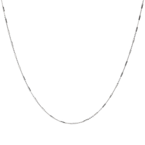 SUCH A PERFECT DAY MYESSENTIALS SHINY/DC NECKLACE - WSBC00153